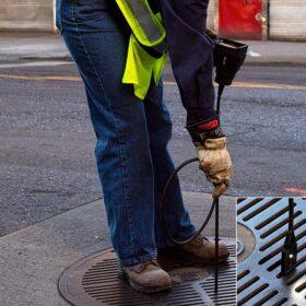 FLIR kamera inspekcyjna vs290 inspekcja kanalizacja 02