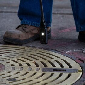 FLIR kamera inspekcyjna vs290 inspekcja kanalizacja